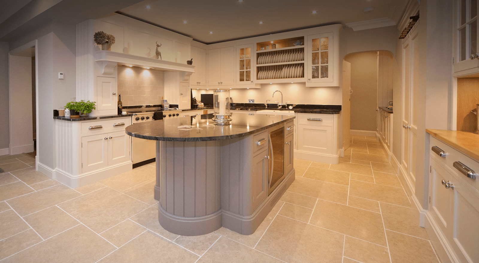 shaker kitchen