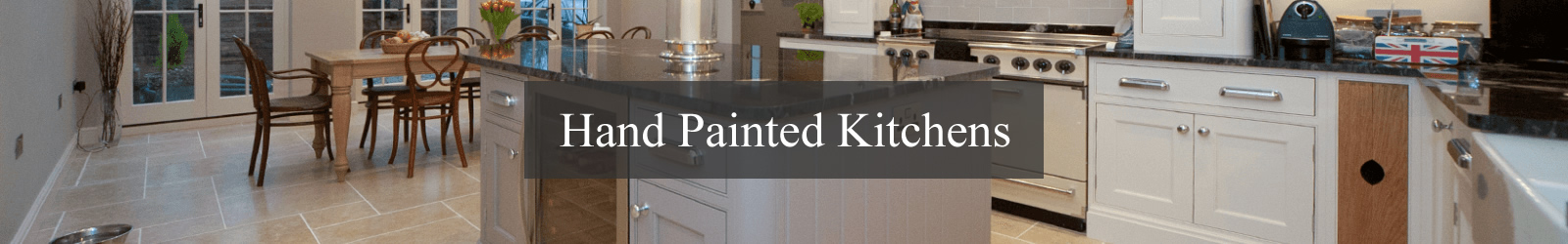 Hand Painted Kitchens - Cheshire