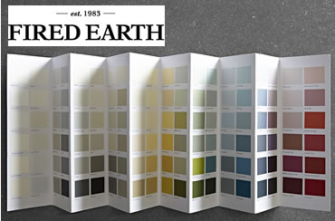 Fired Earth Kitchen Paint Colours